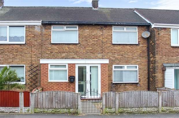 3 Bedrooms Terraced House for sale in Sycamore Drive, Skelmersdale, Lancashire