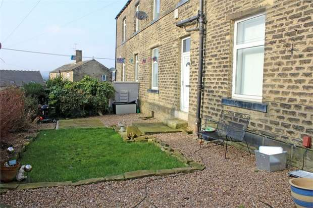 4 Bedrooms Terraced House for sale in West Croft, Wyke, Bradford, West Yorkshire