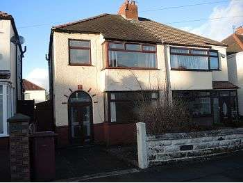 3 Bedrooms Semi Detached House for sale in 88 Swanside Road, Knotty Ash, Liverpool
