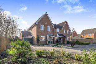 3 Bedrooms End Of Terrace House for sale in Feldspar Close, Sittingbourne, Kent