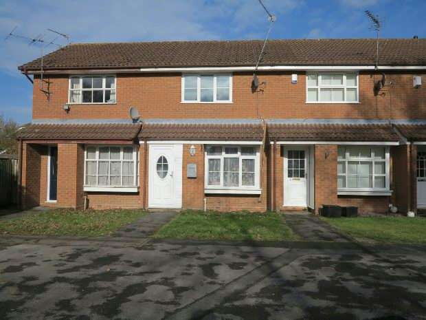 2 Bedrooms End Of Terrace House for sale in Wild Close, Lower Earley, Reading