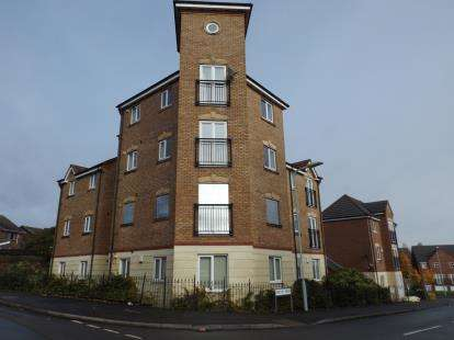 1 Bedroom Flat for sale in Loxdale Sidings, Bilston, West Midlands