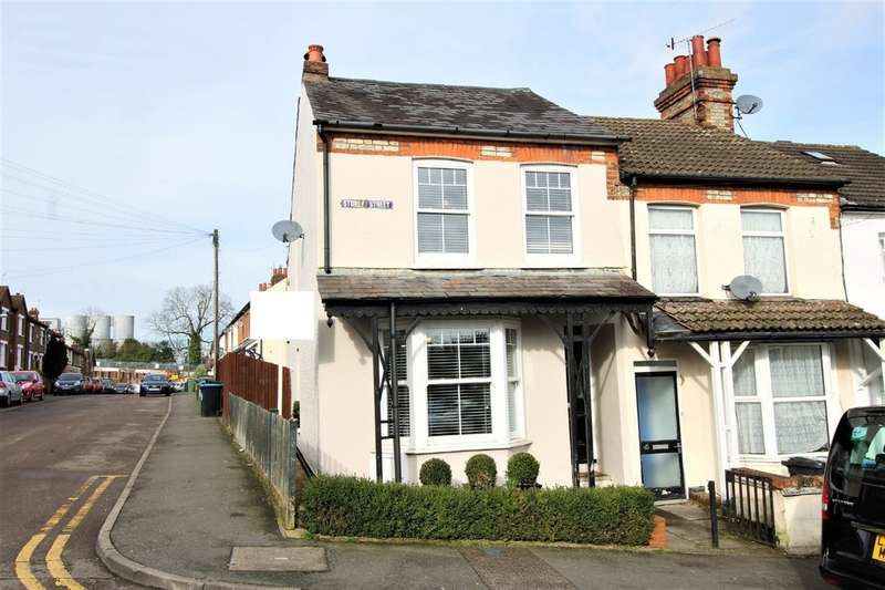 3 Bedrooms End Of Terrace House for sale in Apsley, Hemel Hempstead
