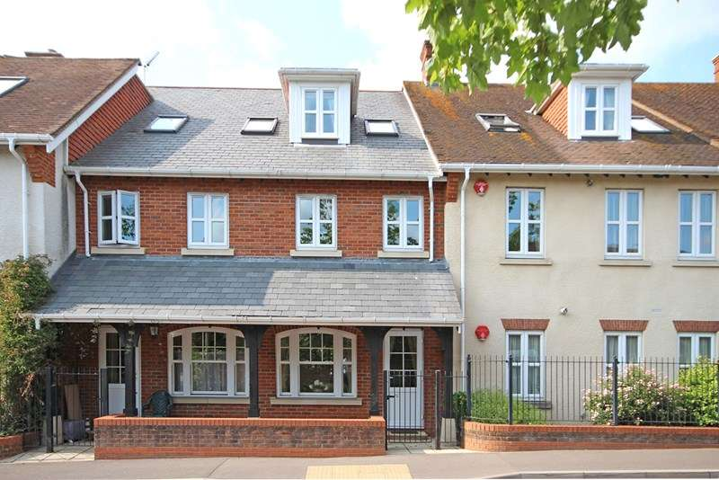 2 Bedrooms Flat for sale in Grigg Lane, Brockenhurst