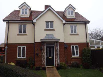 4 Bedrooms Detached House for sale in Highwoods, Colchester, Essex