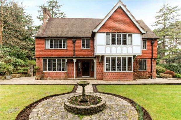 5 Bedrooms House for sale in Branksome Park, Poole, Dorset, BH13