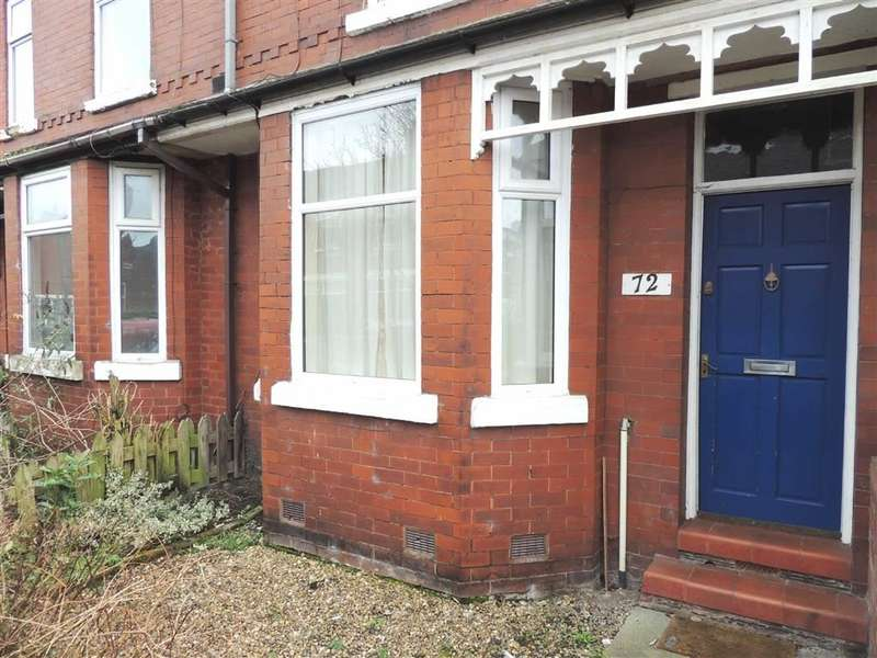 3 Bedrooms Property for sale in Delamere Road, Levenshulme, Manchester