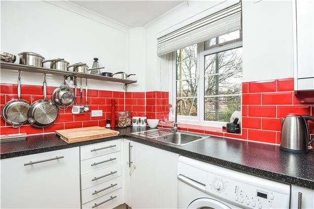 2 Bedrooms Flat for sale in Benhurst Court, Leigham Court Road, LONDON, SW16 2QW