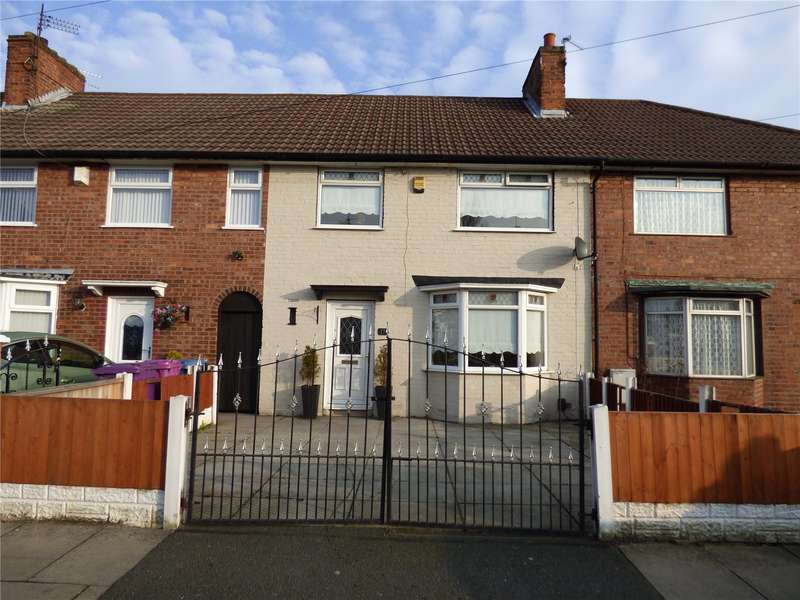 3 Bedrooms Terraced House for sale in Coleshill Road, Liverpool, Merseyside, L11