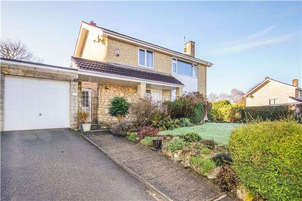 4 Bedrooms Detached House for sale in Hantone Hill, Bathampton, BATH, Somerset, BA2 6XD