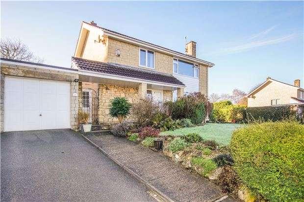 4 Bedrooms Detached House for sale in Hantone Hill, Bathampton, BATH, Somerset, BA2