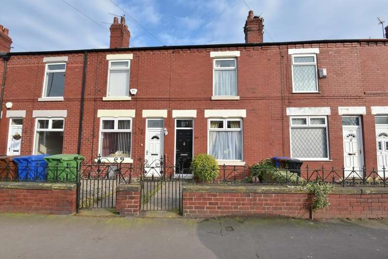 2 Bedrooms Terraced House for sale in Turncroft Lane, Offerton, Stockport, SK1 4BN