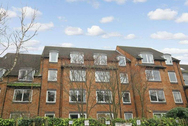 1 Bedroom Retirement Property for sale in Homeforth House, Newcastle Upon Tyne, NE3 1LL