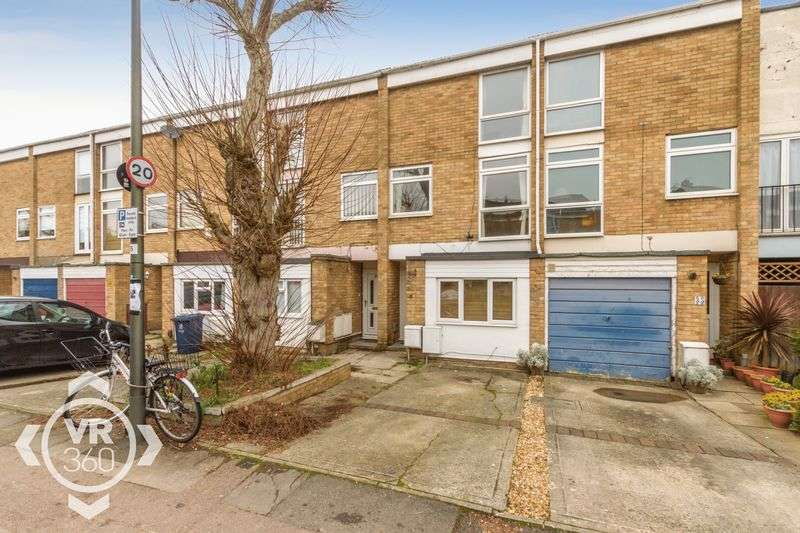 4 Bedrooms Terraced House for sale in Harefields, North Oxford