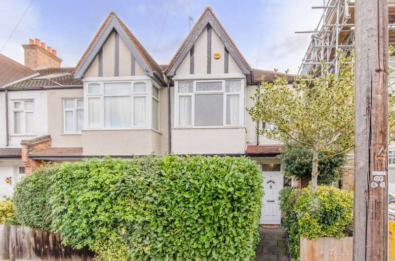 3 Bedrooms House for sale in Hamilton Road, South Wimbledon, SW19