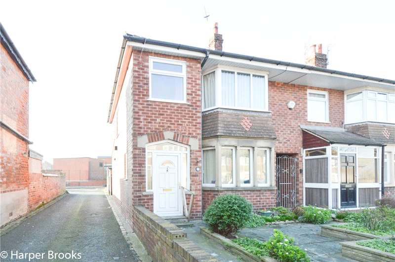 3 Bedrooms End Of Terrace House for sale in Melrose Avenue, Blackpool, Lancashire, FY3