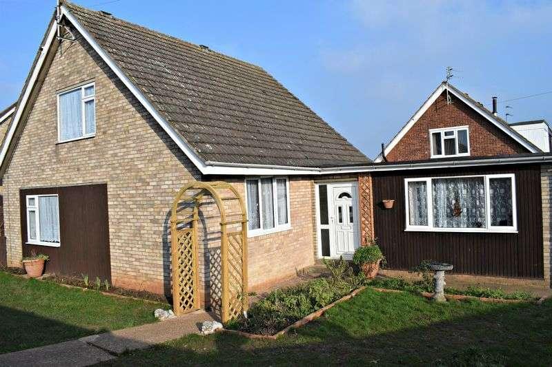 3 Bedrooms Detached Bungalow for sale in Dorton Avenue, Gainsborough