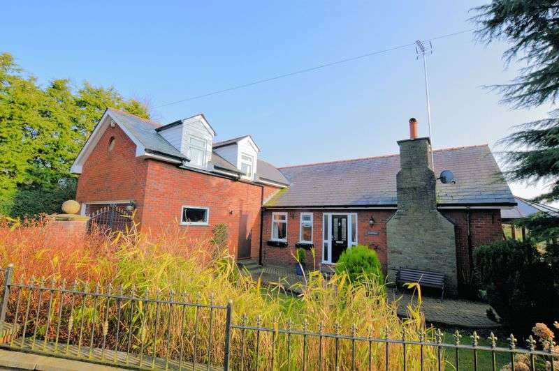 4 Bedrooms Detached House for sale in Owlerbarrow Road, Walshaw