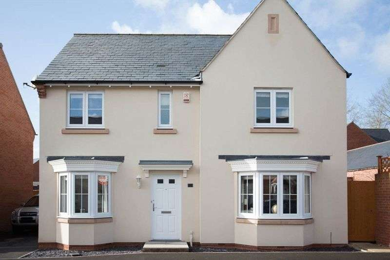 4 Bedrooms Detached House for sale in Hickory Lane, Almondsbury