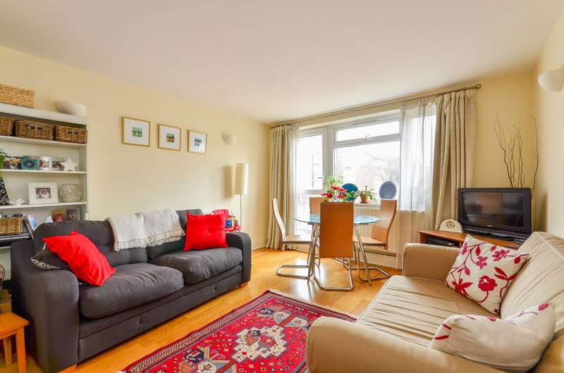 2 Bedrooms Flat for sale in Beechcroft Close, Streatham Common, SW16