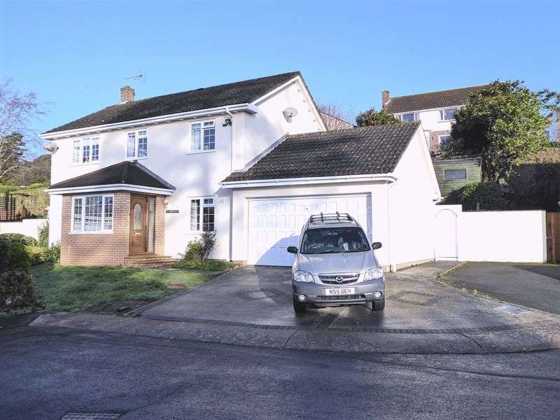 3 Bedrooms Property for sale in Monterey Close, Torquay