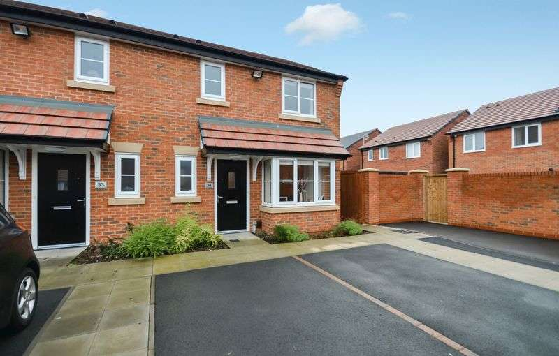 3 Bedrooms Semi Detached House for sale in 34 Ashford Close, Liverpool, L21 8LR