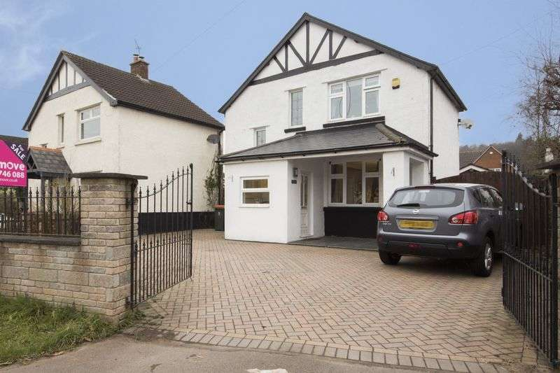 3 Bedrooms Detached House for sale in Park End, Newport