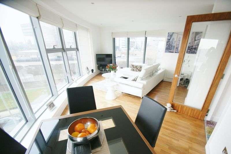 2 Bedrooms Flat for sale in William Jessop Way, Liverpool