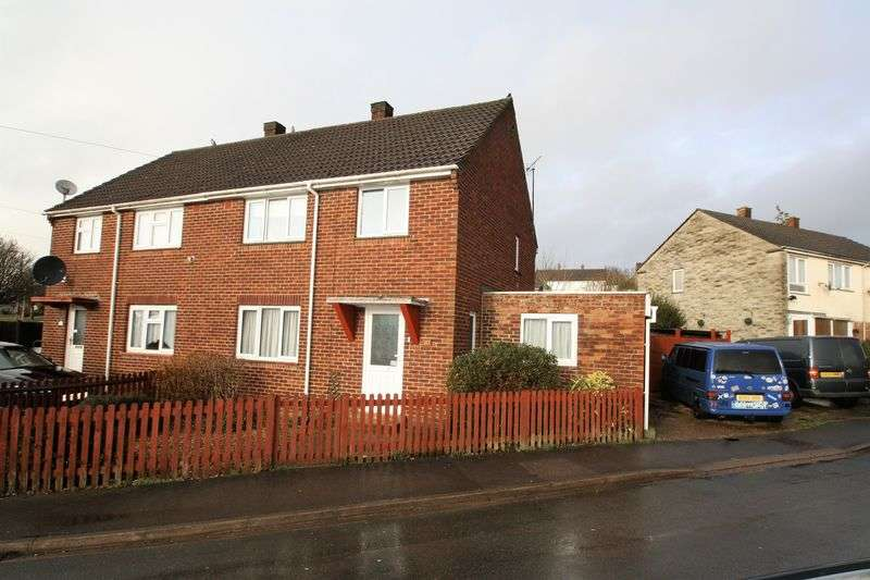 3 Bedrooms Semi Detached House for sale in Underwood Road, Bishopstoke
