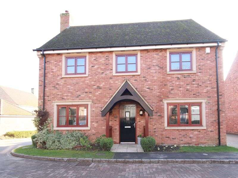 5 Bedrooms Detached House for sale in School Close, Westbury