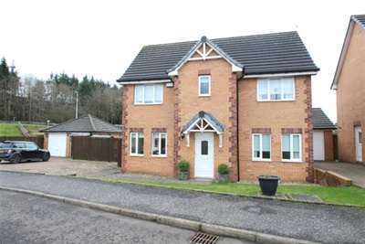4 Bedrooms House for rent in Walnut Lane, East Kilbride, G75