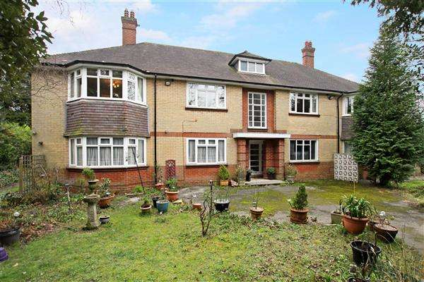 2 Bedrooms Flat for sale in Dean Park Road, Bournemouth