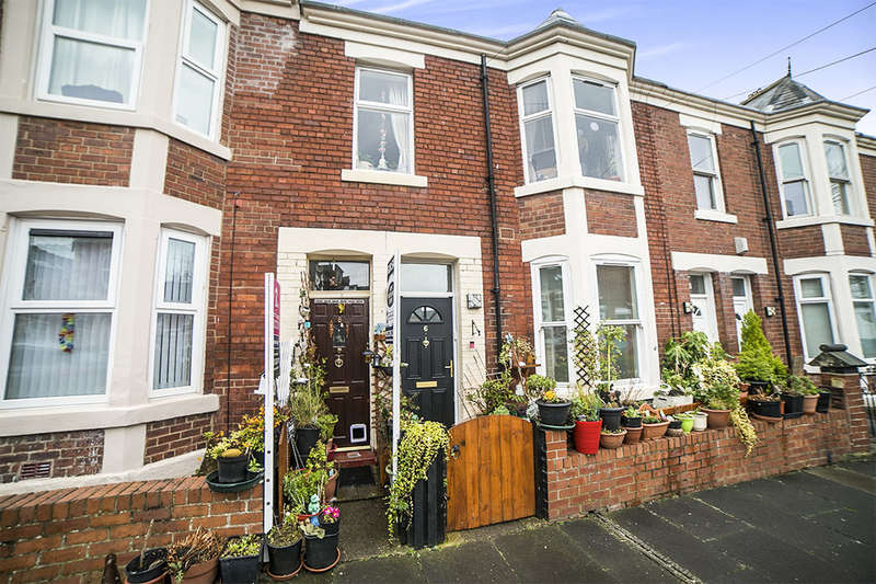 2 Bedrooms Flat for sale in Stannington Place, Newcastle Upon Tyne, NE6