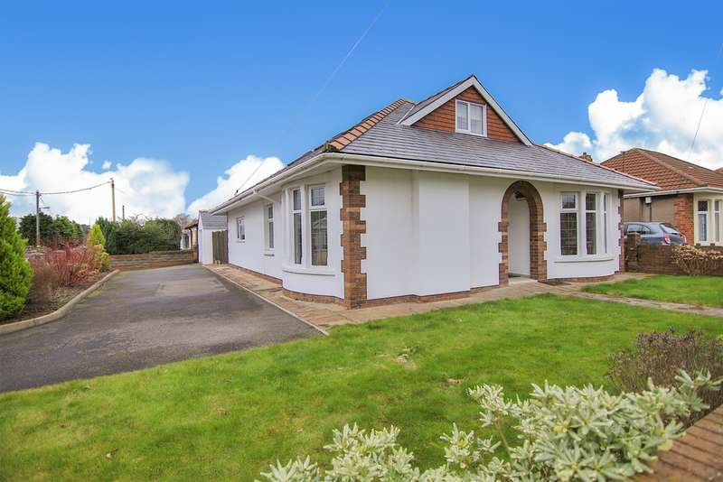 4 Bedrooms Detached Bungalow for sale in Yorath Road, Whitchurch, Cardiff