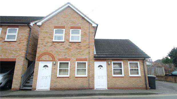 1 Bedroom Maisonette Flat for sale in Rusham Terrace, Rusham Road, Egham