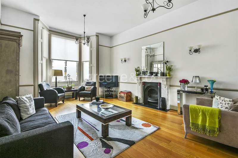 3 Bedrooms Maisonette Flat for sale in Randolph Gardens, London, NW6