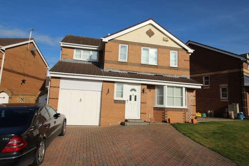 5 Bedrooms Detached House for sale in Campion Road, Darlington, DL1