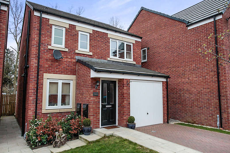 3 Bedrooms Detached House for sale in Scholars Green, Wigton, CA7