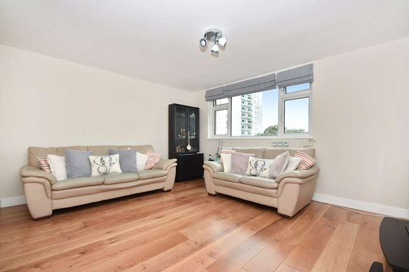 4 Bedrooms Flat for sale in Golborne Gardens, Hazlewood Crescent, London, W10