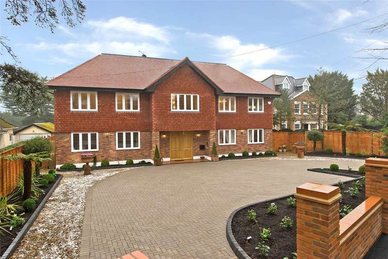 6 Bedrooms Detached House for sale in The Crescent, Cheam, Sutton, SM2