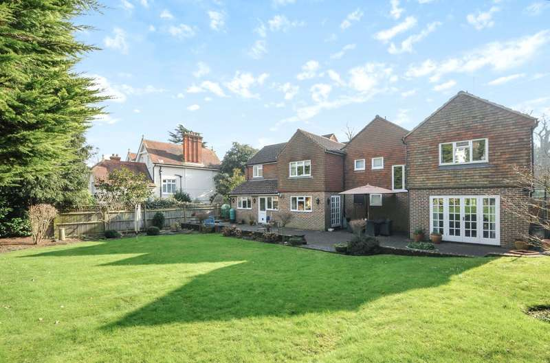 6 Bedrooms Detached House for sale in Silverdale Road, Burgess Hill