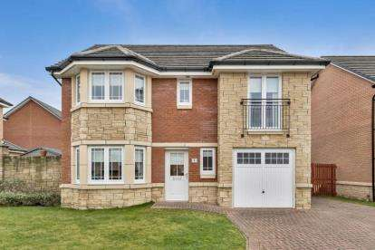 4 Bedrooms Detached House for sale in Furrow Court, Cambuslang