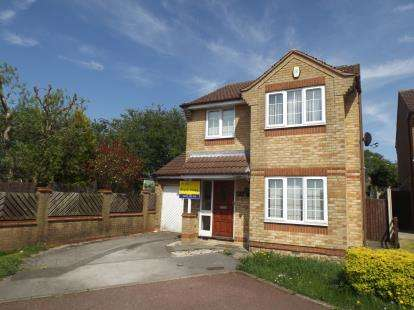 3 Bedrooms Detached House for sale in Priory Grove, Kirkby-in-Ashfield, Nottingham