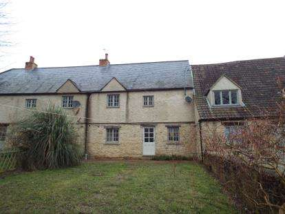 4 Bedrooms Terraced House for sale in Tidford Cottages, Bell Lane, Lechlade, Gloucestershire