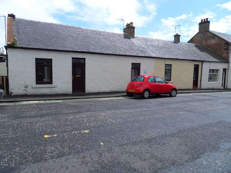 1 Bedroom Cottage House for sale in Kilmarnock Road, Monkton, Prestwick, KA9