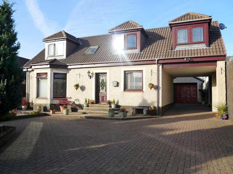 3 Bedrooms Detached House for sale in Waterloo Road, Prestwick, KA9