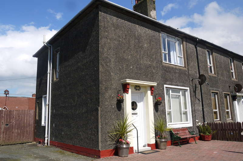 3 Bedrooms End Of Terrace House for sale in Woodfield Avenue, Ayr, KA8