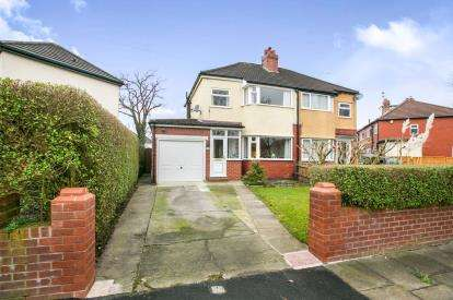 3 Bedrooms Semi Detached House for sale in Broadway, Offerton, Stockport, Cheshire