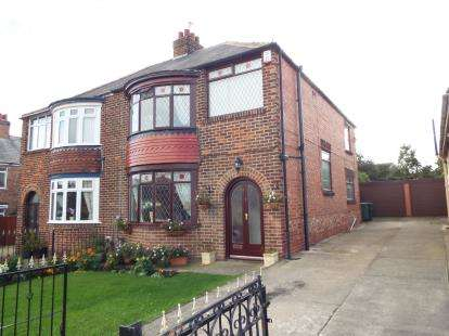 3 Bedrooms Semi Detached House for sale in Addison Road, Great Ayton, Middlesbrough