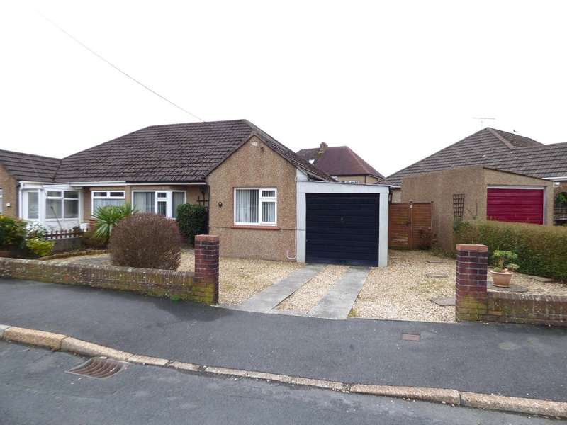 2 Bedrooms Semi Detached Bungalow for sale in Colebrook, Plympton
